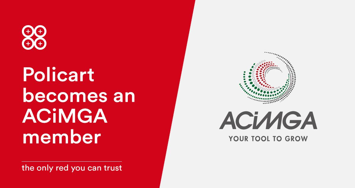 Policart becomes an ACiMGA member